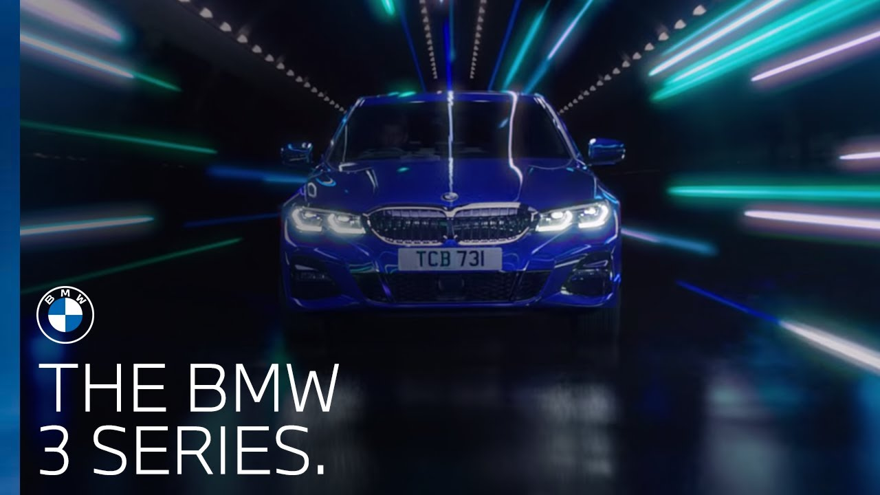 Introducing The New Bmw 3 Series