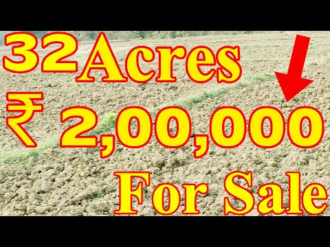 32 Acres Paddy Agricultural Land +With East Facing Land For Sale in Vizag Tv | Rate ₹ 2,00,000 Lakh