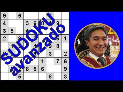 Cómo resolver SUDOKU - Técnica fácil - NIVEL AVANZADO