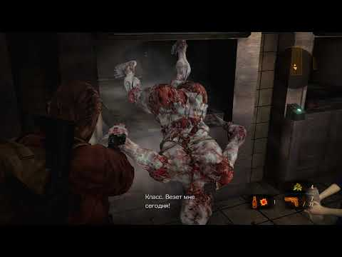 Прохождение Resident Evil Revelations 2 (2015) Шахты Барри и Наталья Часть 25
