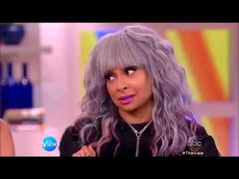 'Orange Is The New Black' star Uzo Aduba  on The View