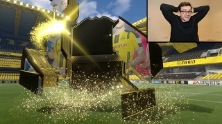 INSANE ONE TO WATCH PACK OPENING!!! WALKOUT IN THE FIRST PACK!!! Fifa 17 Pack Opening