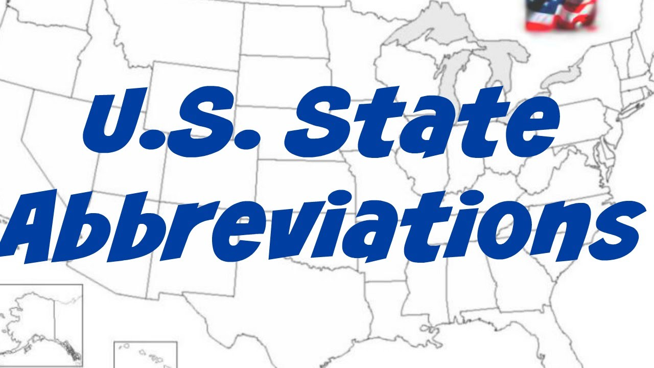 Map Of All US States Stock Photo Image  FileUS Map States - Us zip code abbreviations