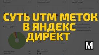 Utm метки в Яндекс директ их суть часть 20