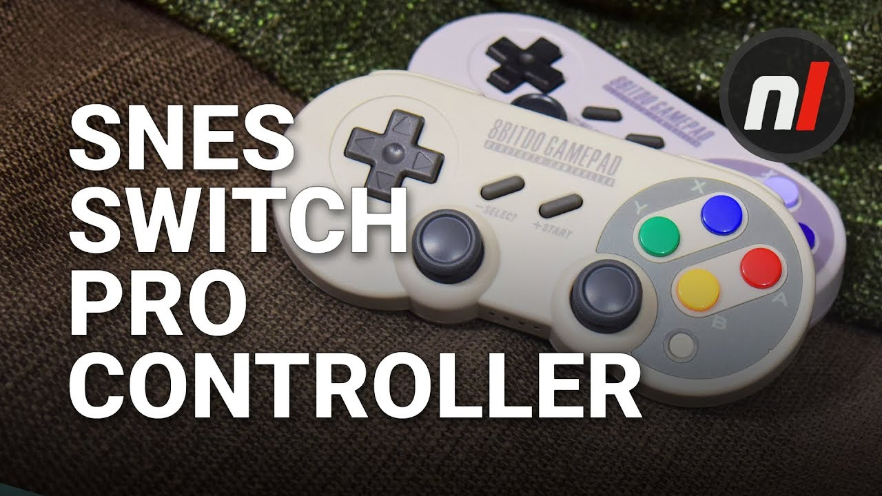 Hardware Review: 8Bitdo SN30 Pro Gamepad: The Best Switch