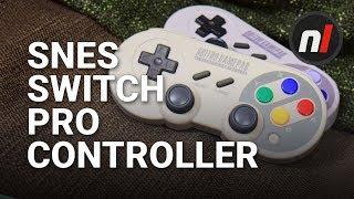 SNES Pro Controller for Nintendo Switch | 8Bitdo SN30 Pro / SF30 Pro Review