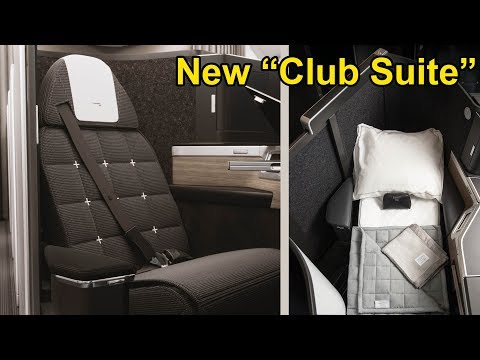 British Airways Unveils New CLUB SUITE Business Class