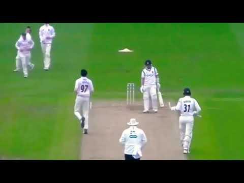 Ishant sharma in county || Ishant sharma county cricket || Ishant sharma county IPL || Wicket highli