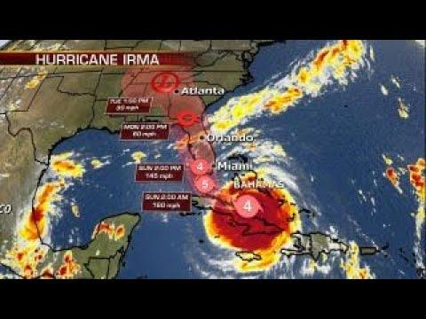 Orlando braces for Hurricane Irma