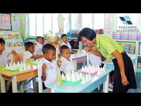 การจัดการเรียนรู้ แบบ BBL โรงเรียนวัดบางใหญ่ (การศึกษาทางไกลผ่านดาวเทียม จากโรงเรียนวังไกลกังวล)
