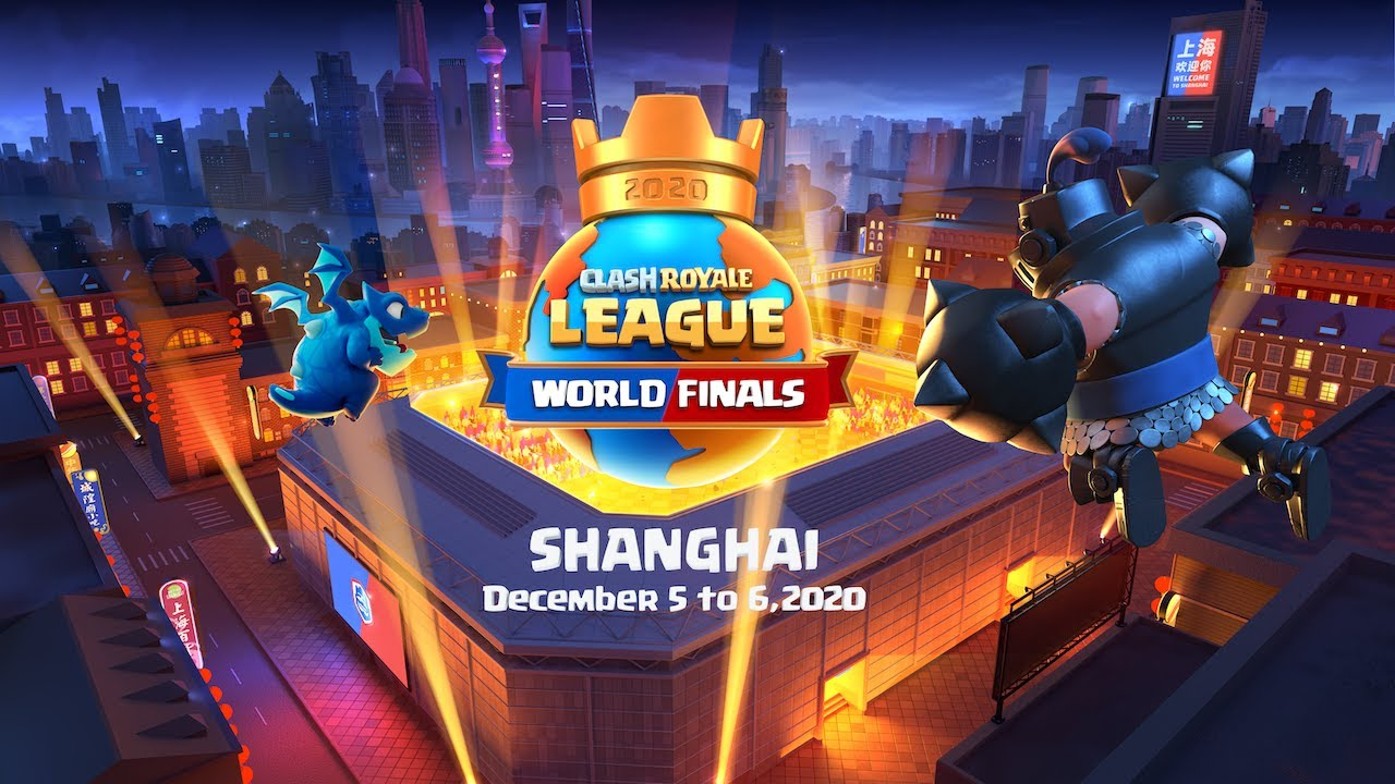 2020 CRL World Finals Are Coming! | Clash Royale League