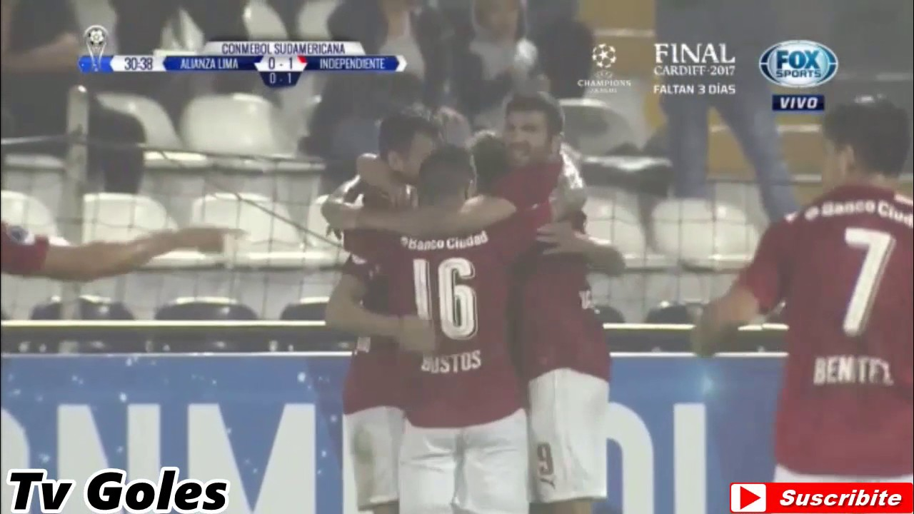 Alianza Lima 0-1 Independiente