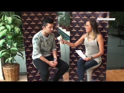 Entrevista Geena Corona con Sak Noel