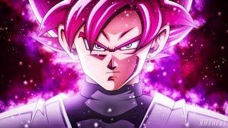 "Goku Black Dragon ball Super ""Mad Stalkers"" 21 Savage & Offset"