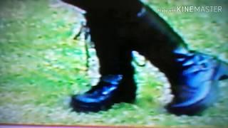 おはスタ おはガール ピラメキーノ 子役恋物語 靴 ブーツ shoes boots.