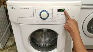 Ремонт стиральной машины LG. Диагностика неисправностей, без обращения в сервисный центр и мастера!