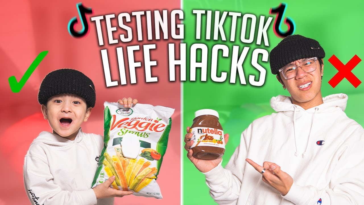 Download Trying VIRAL TikTok Life Hacks! **They ACTUALLY Work!!**
