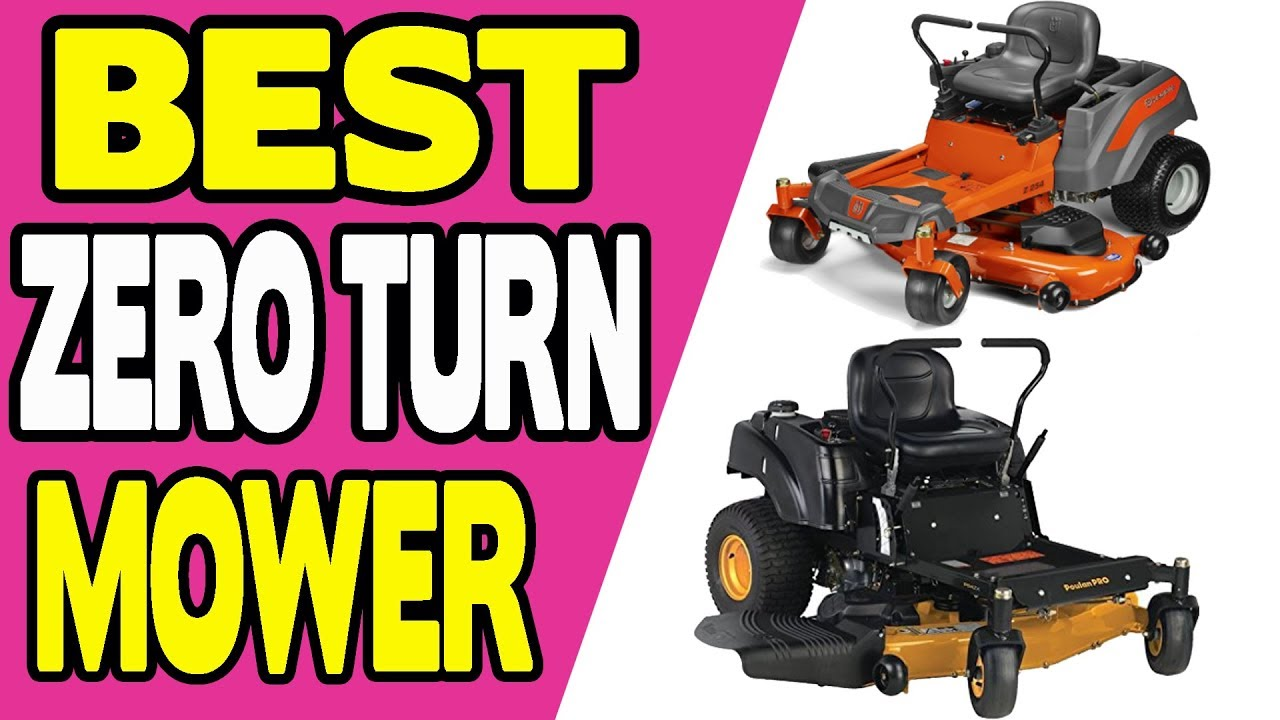 Top 10 Best Zero Turn Mower For Commercial Use Youtube