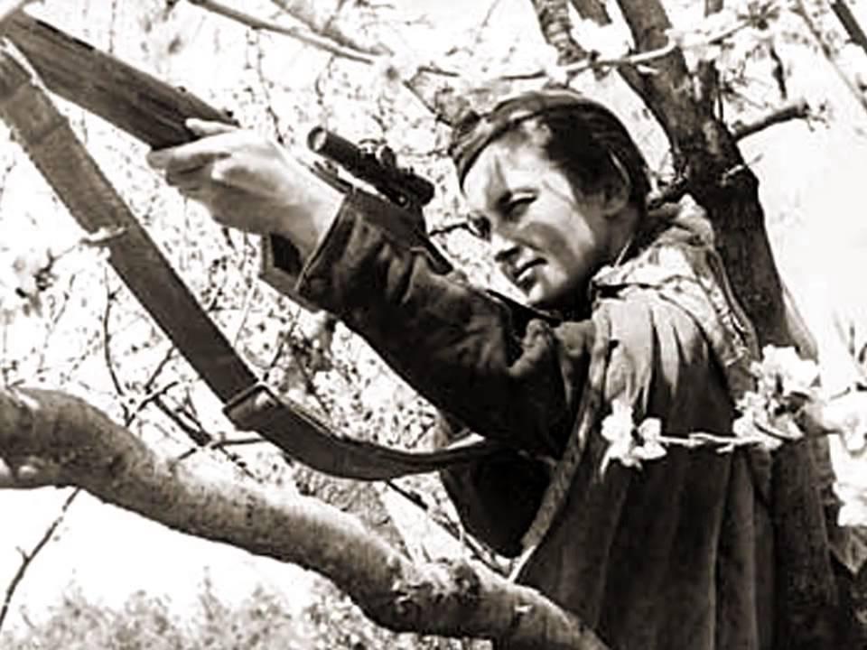 поможет вам снайпер вов людмила павличенко фотографии колониальном стиле