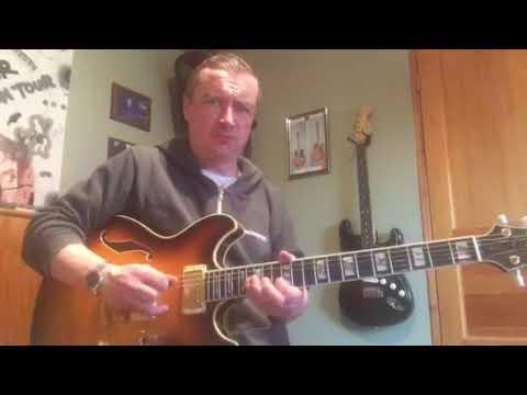 Mikael Björck  Blues 4-4