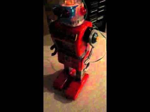 Jupiter Robot Space Explorer
