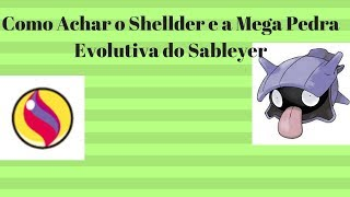 How to get the Shellder and Mega Rock the Evolutionary Sableye (Roblox Pokemon Brick Bronze)