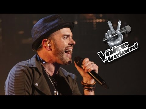Nigel Connell - Live and Let Die - The Voice of Ireland - The Final - Series 5 Ep17