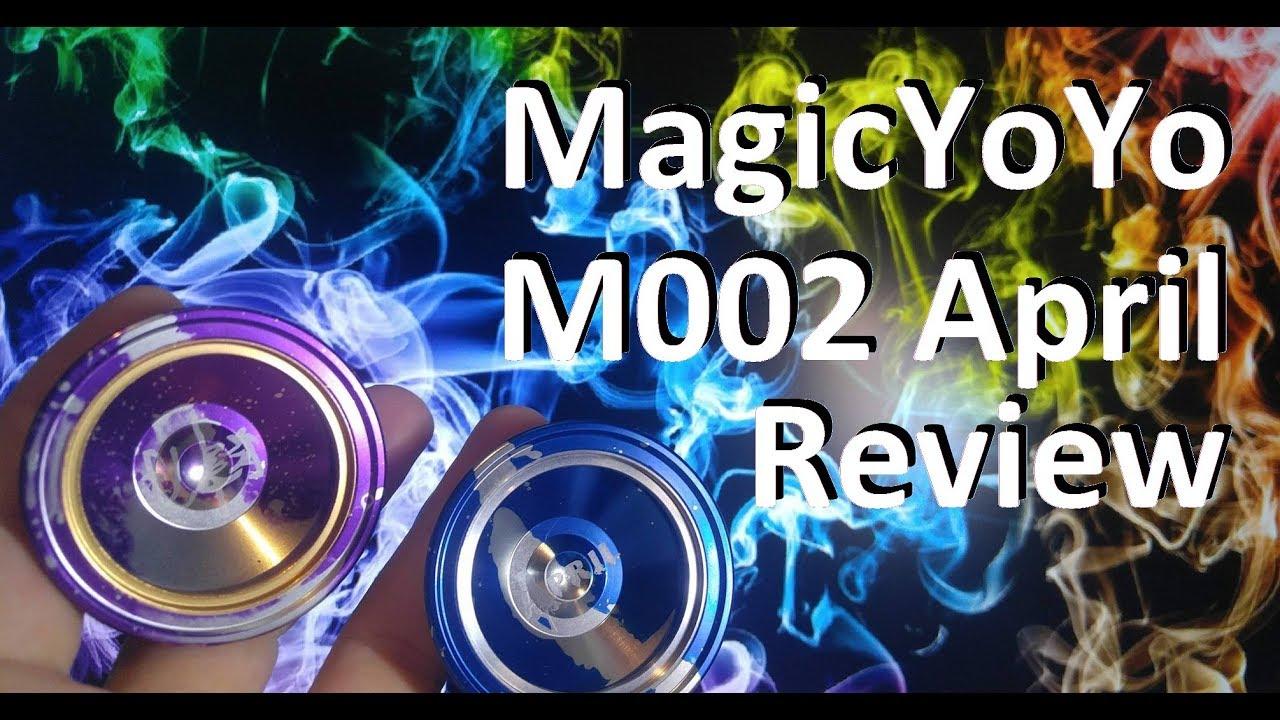 MagicYoYo M002 April