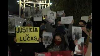 Piden justicia por Lucas Peralta Luna