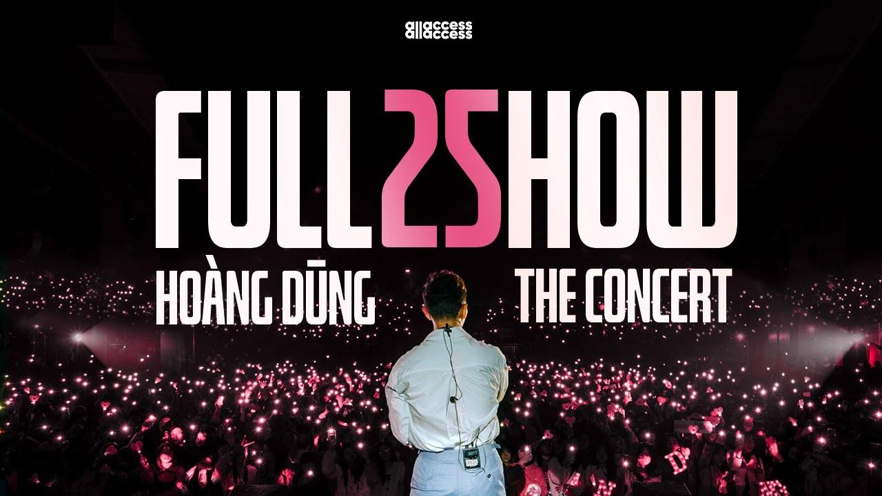 Download CONCERT 25 - HOÀNG DŨNG [FULLSHOW]