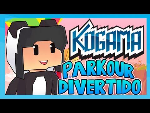 Kogama – PARKOUR SUPER DIVERTIDO