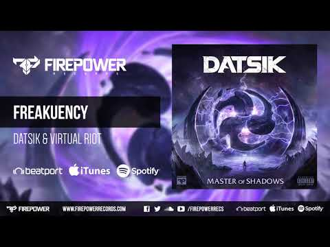 Mix - Datsik & Virtual Riot - Freakuency [Firepower Records - Dubstep]