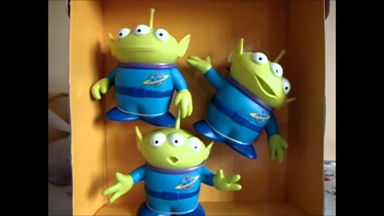 Abrindo um Pack de os Aliens Toy Story 3 - YouTube