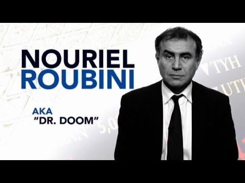 Dr. Doom Roubini: How I'd Invest $1,000 Right Now
