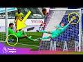 The Art Of Goalkeeping   Best Premier League Goalkeeper Saves   2020/21