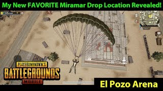DerekG's Favorite Miramar Drop Spot Revealed | El Pozo Arena | Like Pecado But (Usually) Safer!!!