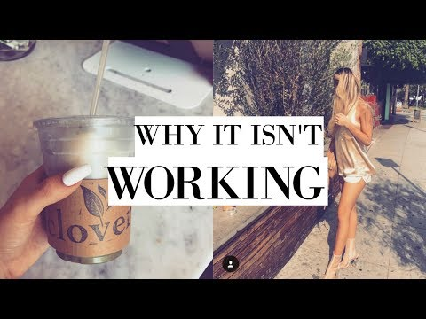 why your manifestations aren't coming true + organization haul | DailyPolina