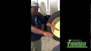 New Inline Dual Tire Package For The BLU-JET AT7000 Fertilizer Applicator