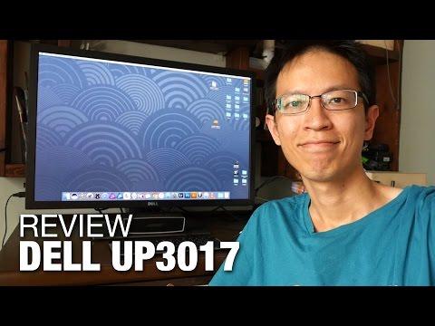 Artist Designer Review: Dell UP3017 Monitor (2560 x 1600 resolution)