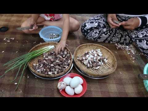 Cambodian Family Food, Homemade Cambodian Food Compilation, Cook And Eat In Family