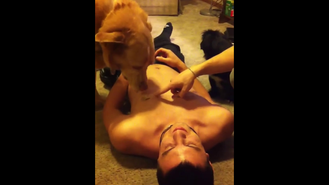 Kitty Licks My Pussy 38