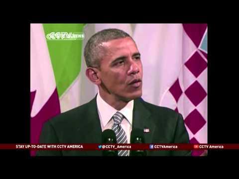 Obama Slams Russia Over Crimea