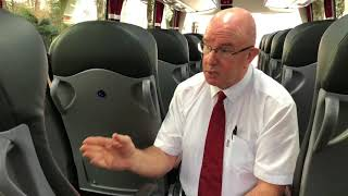 35 seat mini coach