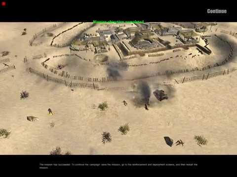 Men of war DCG campaign North Africa 19410607