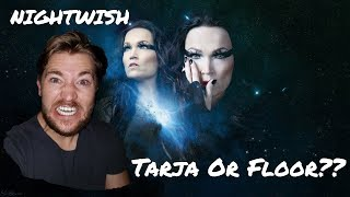 "Pop Singer REACTS To NIGHTWISH: ""The Phantom Of The Opera"""