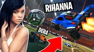HO GIOCATO CON RIHANNA - ROCKET LEAGUE ITA