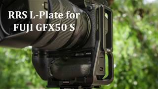 Quick Look: Fuji GFX L Bracket by Really Right Stuff
