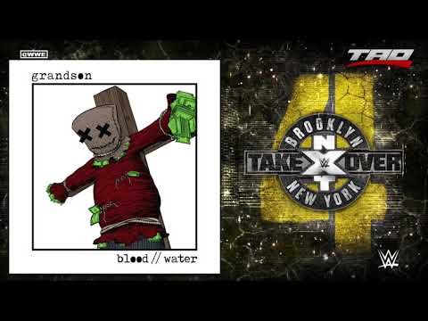 """WWE: NXT TakeOver Brooklyn 4 - """"Blood // Water"""" - 1st Official Theme Song"""