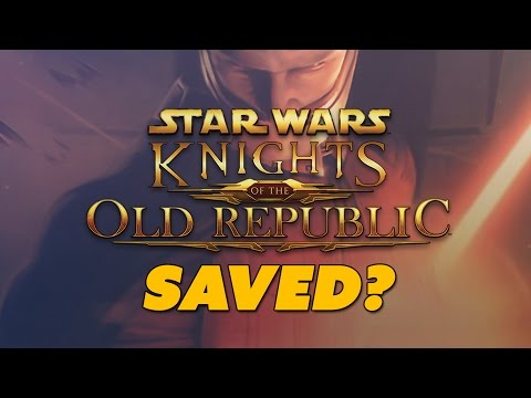 Star Wars: KOTOR Remastered Version Arriving Soon