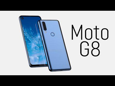 Moto G8: 360 renders EXCLUSIVE
